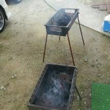 牡蠣BBQ(^^)/