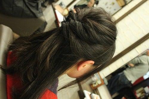 Dress hair 中庭のブログ