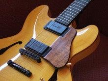 ギター工房 ヴァリアス ルシアリー-セミアコ