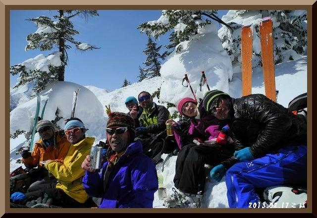 ロフトで綴る山と山スキー-0217_1219