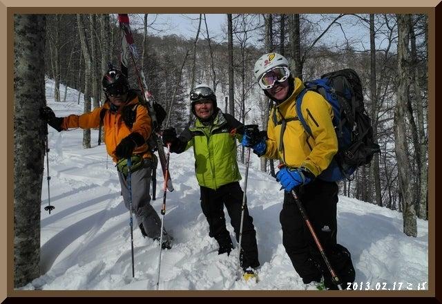 ロフトで綴る山と山スキー-0217_1445