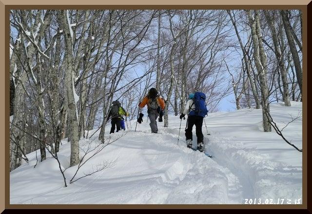 ロフトで綴る山と山スキー-0217_1011