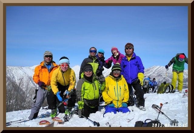 ロフトで綴る山と山スキー-0217_1203