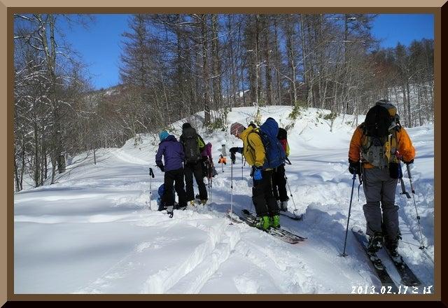 ロフトで綴る山と山スキー-0217_0939