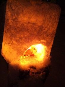 なんちゃって写真コンテスト-暖炉