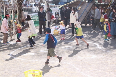 若草幼稚園-昔遊び3
