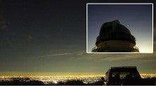 $ギャラクシークラスターのブログ-天文台