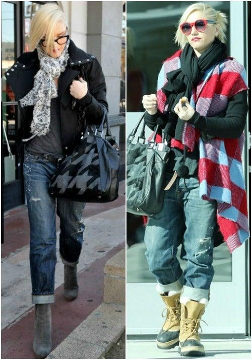 Sorel snow boots celebrity