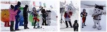 オモテナシ3兄弟のブログ-2/17b_3 田沢湖高原雪まつり