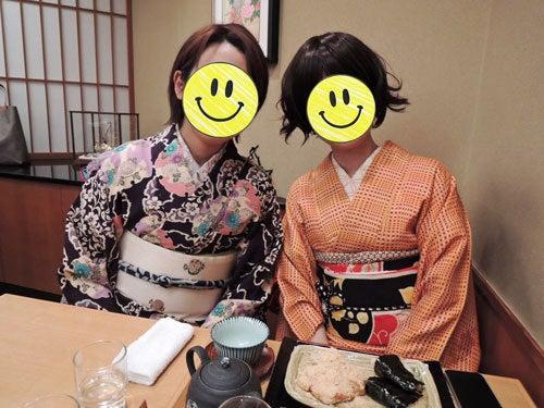 東京で着物ライフを楽しむ会 ~東京きものライフ~-こいしさん&舞