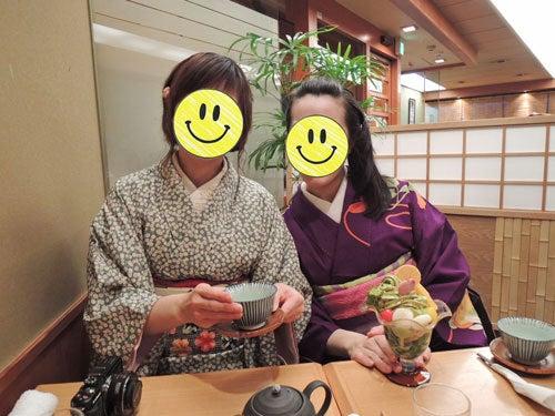 東京で着物ライフを楽しむ会 ~東京きものライフ~-そらこさん&こずえさん