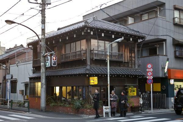 「東京人物画」日々
