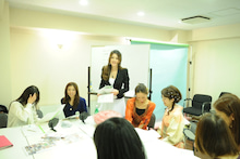 株式会社Pearl(パール) 猪本 節子のブログ-ゆうゆうこセミナー09