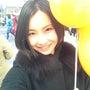 東京マラソン、応援中…