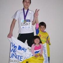 東京マラソン 完走し…