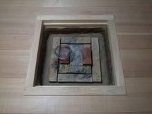 京町家を買って改修する男のblog-囲炉裏灰ザル
