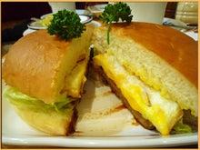 Kirin's Cafe  Style  /  カフェ・雑貨・グルメ & 街歩き-コメダ珈琲 ハンバーガー