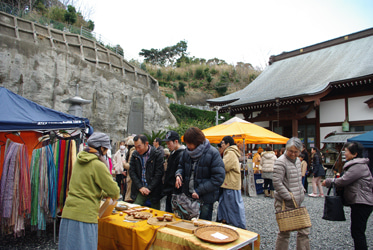 スタッフ(ぬ)のブログ-勝浦-寺市全景2