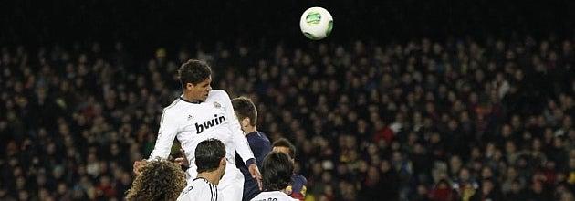 バルセロナ レアルマドリード クラシコ スペイン国王杯 準決勝 2ndLeg