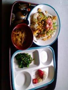 ひな祭りの散らし寿司