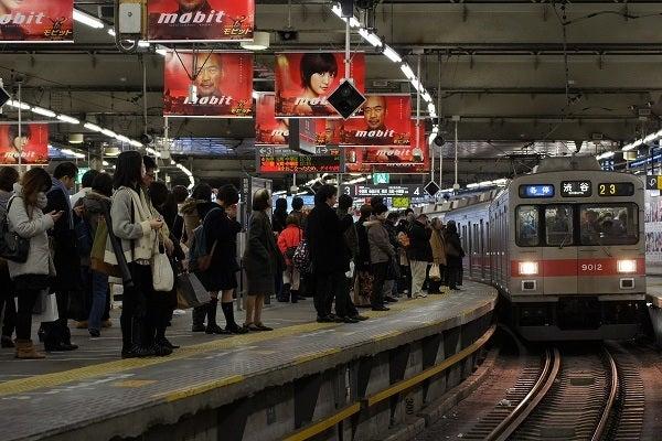 1レ特急の日記-渋谷駅