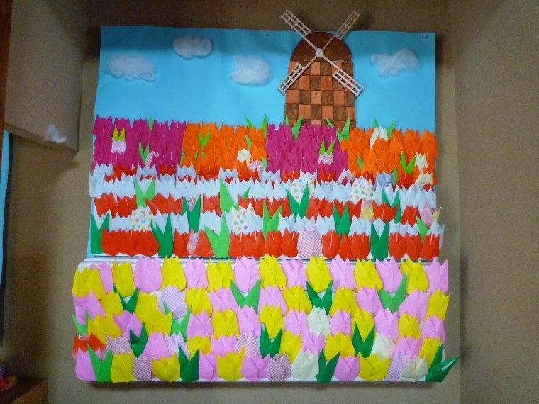 ハート 折り紙:3月の折り紙-divulgando.net