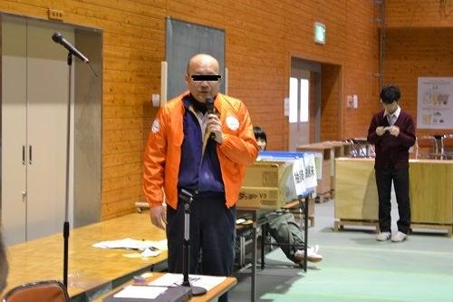 長野県上松技術専門校 木工ブログ2012-技専ウィンドブレーカー