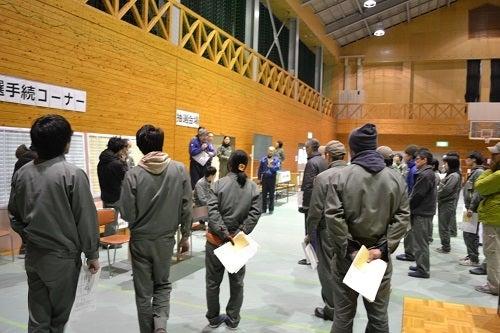 長野県上松技術専門校 木工ブログ2012-生徒のみんなも真剣です!!
