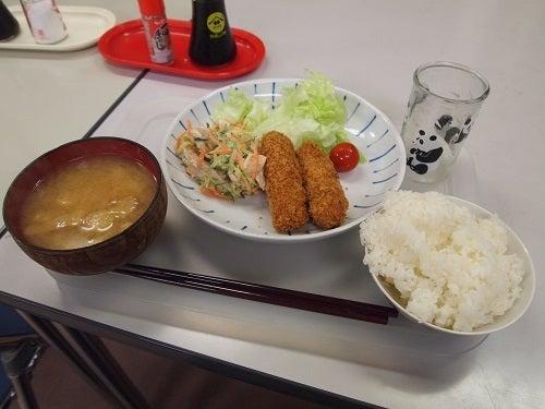 長野県上松技術専門校 木工ブログ2012-夜ごはん