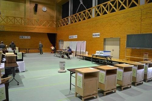 長野県上松技術専門校 木工ブログ2012-技能祭 抽選会場