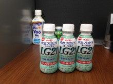乳酸菌飲料vol.4 ~ ガセリ菌 <明治プロビオヨーグルト「LG21 ...