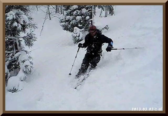 ロフトで綴る山と山スキー-0303_1142
