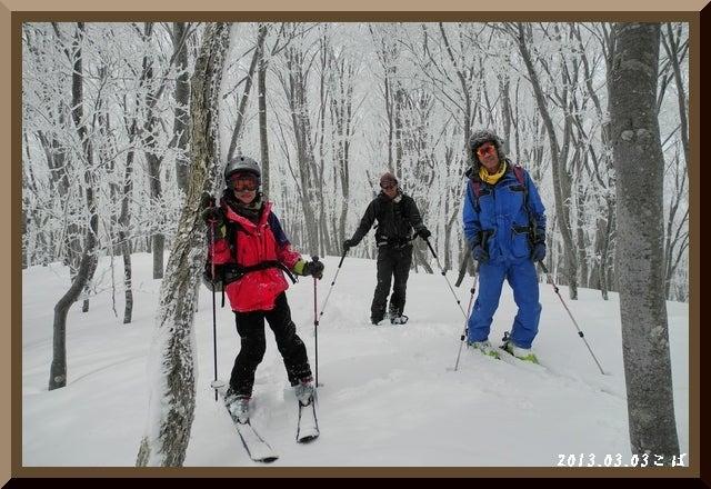 ロフトで綴る山と山スキー-0303_1118