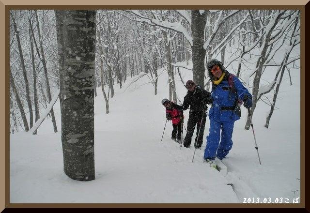 ロフトで綴る山と山スキー-0303_1104