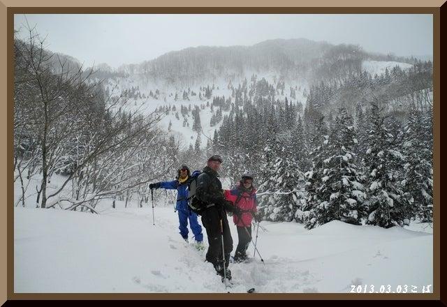 ロフトで綴る山と山スキー-0303_1206