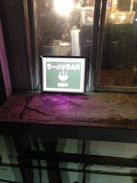ラーメンBAR スナック、居酒屋。