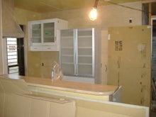 甘棠のブログ-食器棚