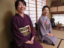 神戸のカラーリスト スタイリスト  トータル素敵プロデューサー☆みつこのブログ-母とあみさん