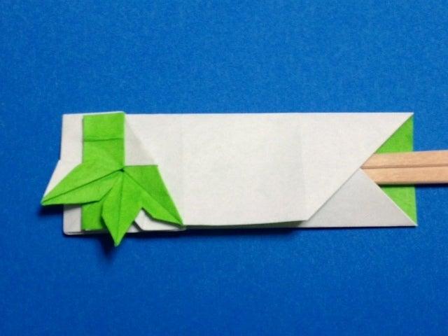 竹の箸袋 折り紙で箸袋 ... : ハートの指輪 折り紙 : すべての折り紙