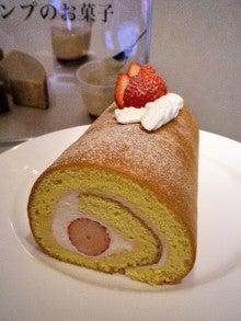 できたてロールケーキのお店 Lump(ルンプ)のブログ-ストロベリーロール