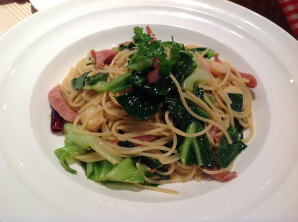 我が家の晩御飯-トラットリア葡萄乃木