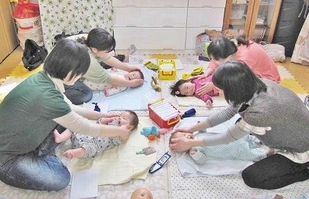 馬橋徒歩4分☆カラー&ベビー教室のBaby Quartz@あかちゃん時計