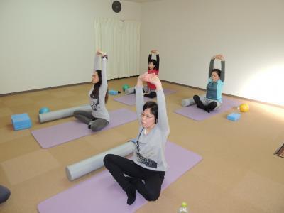 大阪市西成区で30代からのあきらめない身体をつくるヨガ・ピラティス-ラスト呼吸