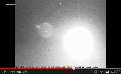 エレニンニモマケズ-Huge Fireball Over Japan - 1 Day Before Asteroid