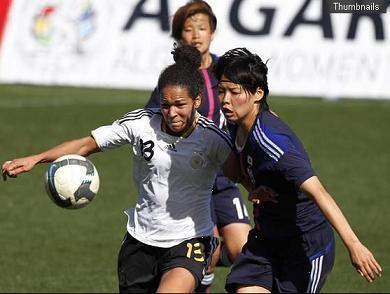 1.FFC Frankfurtと世界の女子サッカー-アルガルベ決勝