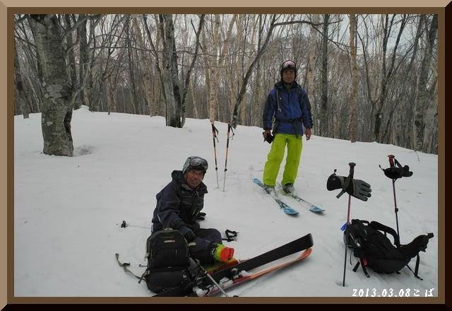 ロフトで綴る山と山スキー-0308_1244