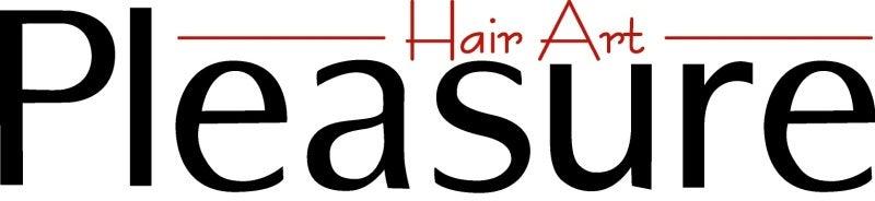$観音寺市 美容室 Hair Art Pleasure(プレジャー) 店長 marikoの感動日記-Pleasure ロゴ