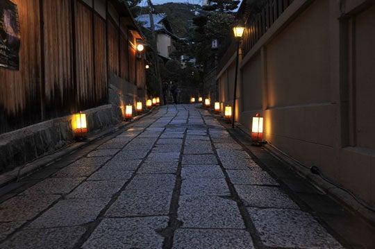 そうだった、京都に行こう(京都写真集)-石塀小路1