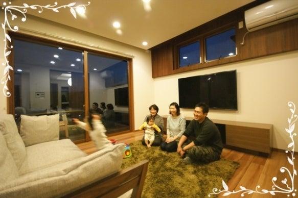 徳島県で家を建てるならサーロジック-リビング完成写真