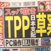 TPPは企業による世…